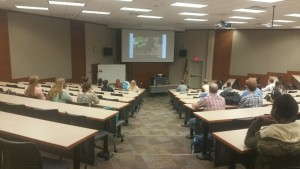 Turner Broadcasting Info Session (Photo by Emily Elmore)
