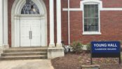 Young Hall is the location of the history department on the Dahlonega campus. (Photo by Kellan Monroe)
